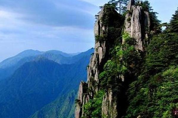 江西旅游必去十大景点