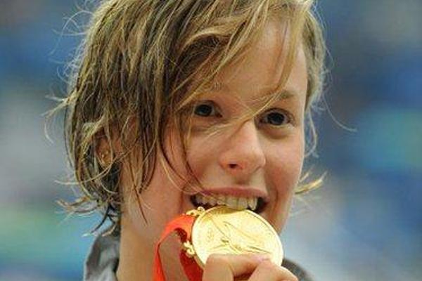 世界十大游泳美女排行榜 唯一一名中国运动员登榜,排名第二