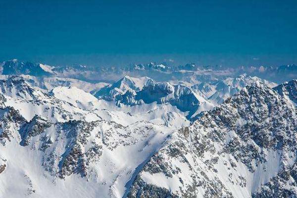世界十大冰川排名