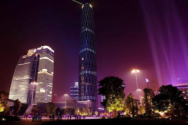 中国十大发达城市