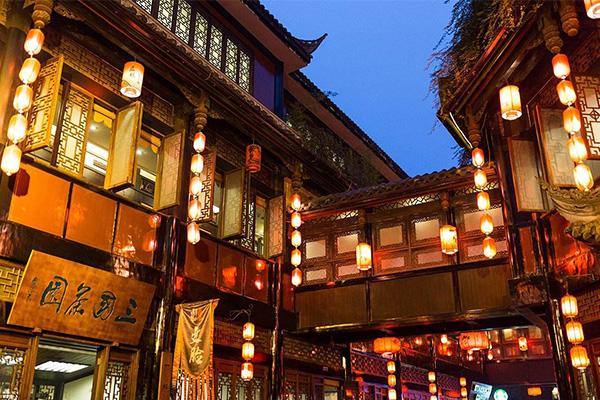 中国十大风景城市