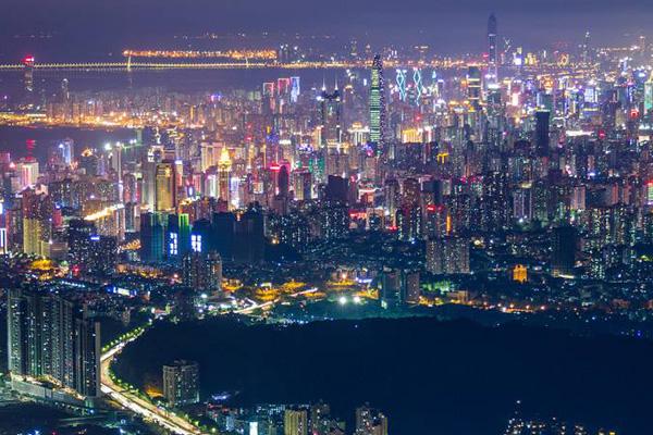 中国未来十大超级城市