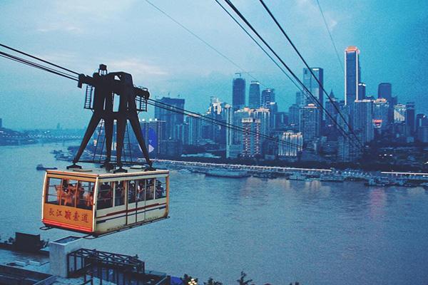 重庆抖音热门景点