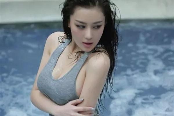 中国十大身材最好的女明星 柳岩上榜,45kg的她却有90的胸围