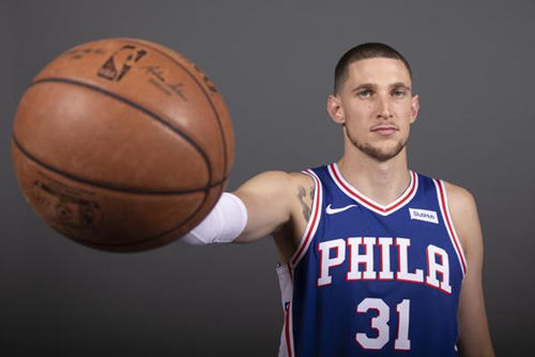 NBA费城76人队员年薪排名2019 排第一的竟是罗伯特·科温顿
