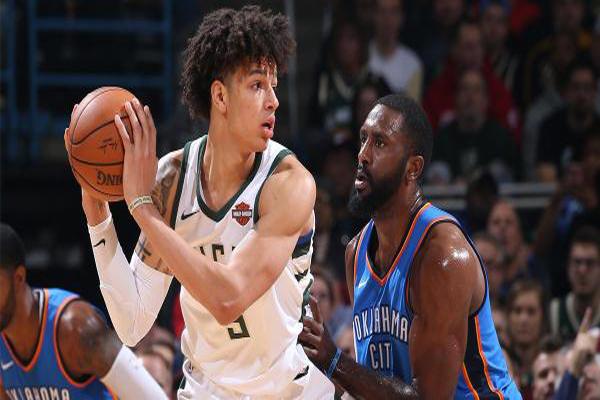 NBA雄鹿队员年薪排名2019 字母哥以年薪2416万美元排名第一