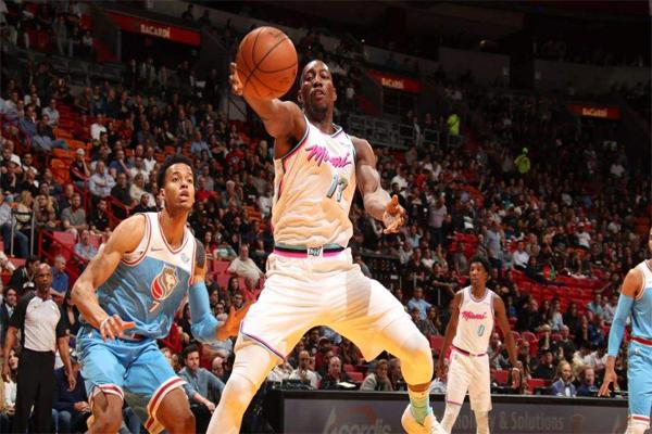 NBA热火队员年薪排名2019 他以年薪2543万美元遥遥领先