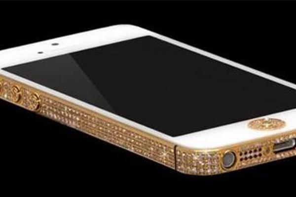 世界十大奢华手机