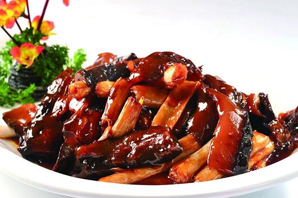 唐山十大名菜