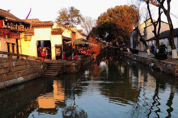 中国十大魅力名镇