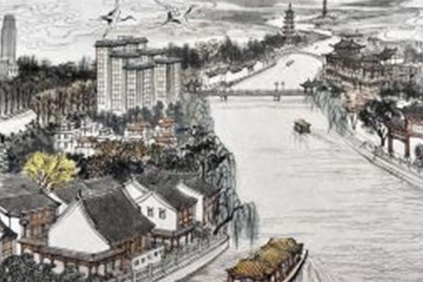 唐朝十大城市