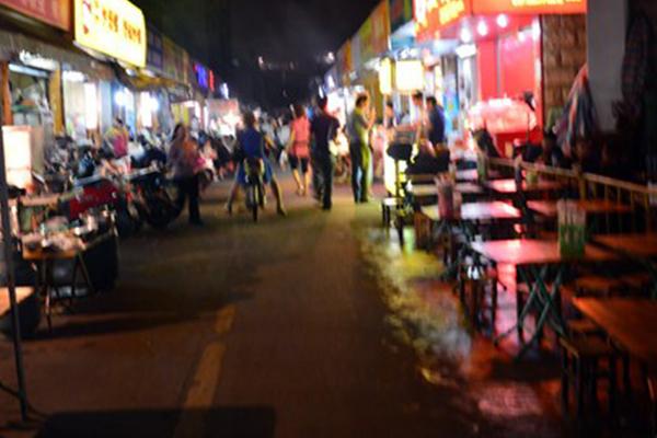 南宁四大美食街