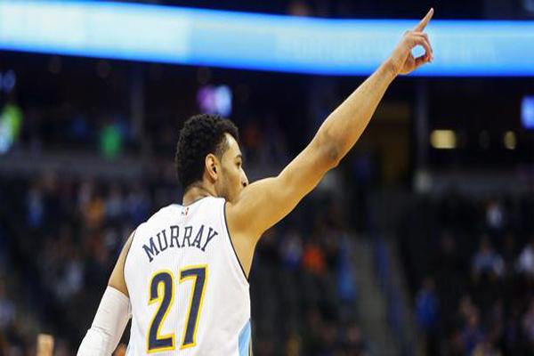 NBA掘金队员年薪排名2019 保罗·米尔萨普的年薪竟然这么高