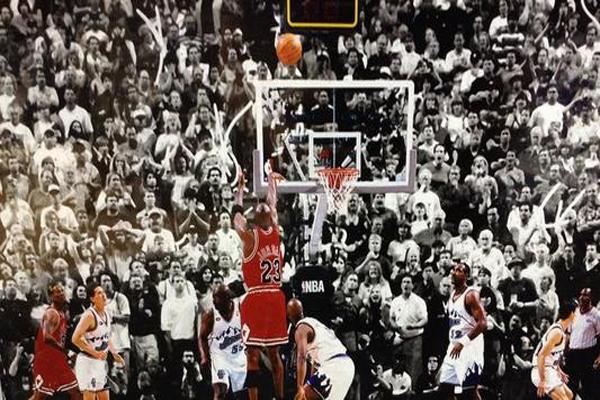 NBA十大压哨绝杀 米勒以0.7秒一记三分球绝杀公牛排名第一