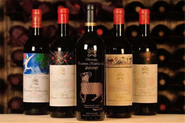 世界十大奢侈葡萄酒,第一超级无敌贵,一般人还真不会买