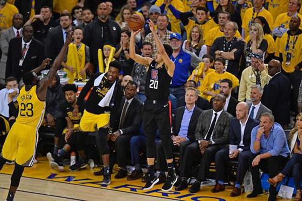 NBA快船队员年薪排名2019 年薪最低170,最高2159(万美元)