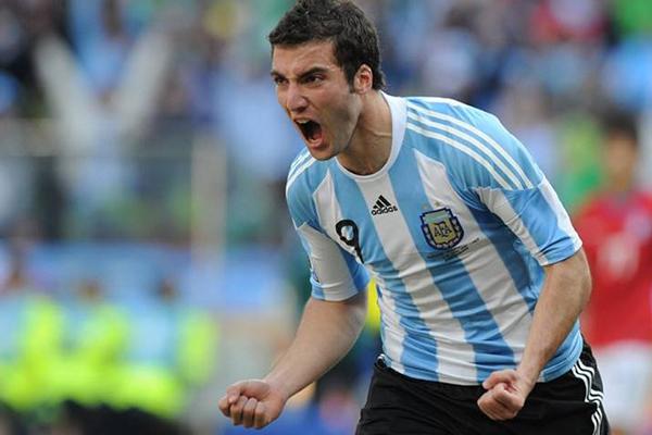 现役阿根廷十大球星