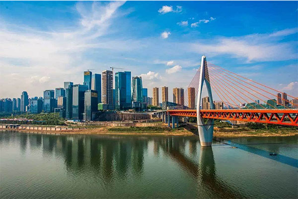 2018年重庆市经济总量_重庆市地图