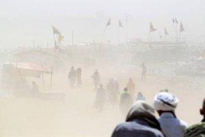 世界十大雾霾城市:印度有4城上榜,第一名pm2.5达217