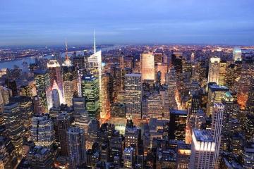世界十大一线城市:纽约只排第二,第一名是欧洲最大的城市