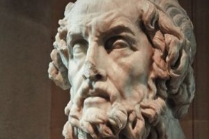 世界十大文豪:魯迅只排第十,第一名是古希臘的他
