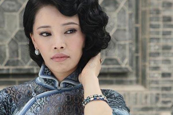 贵州十大美女明星