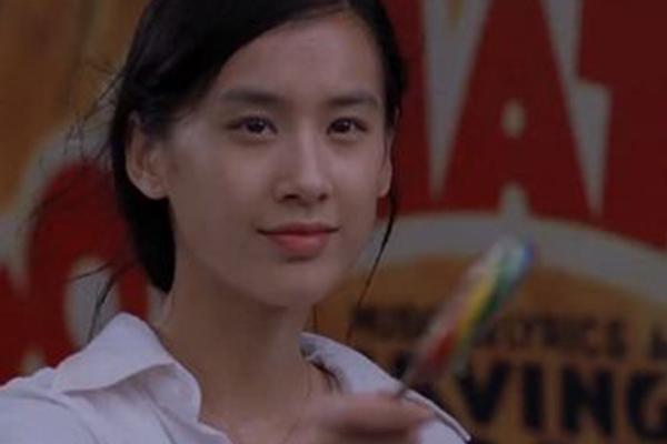 上海十大美女明星