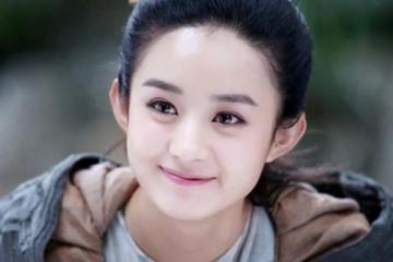 河北十大美女明星:赵丽颖上榜,第一名有颜又有才!