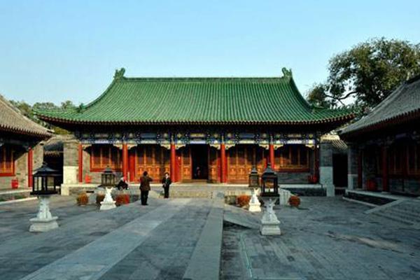 北京十大最具特色的景点