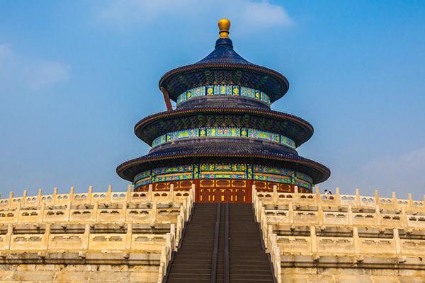 北京十大最受好评的景点