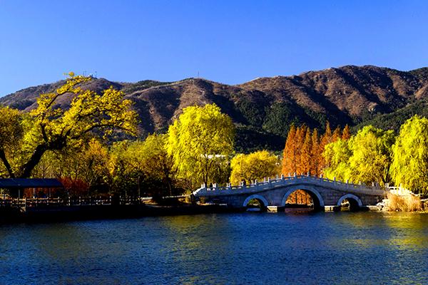 北京十大最受欢迎景点
