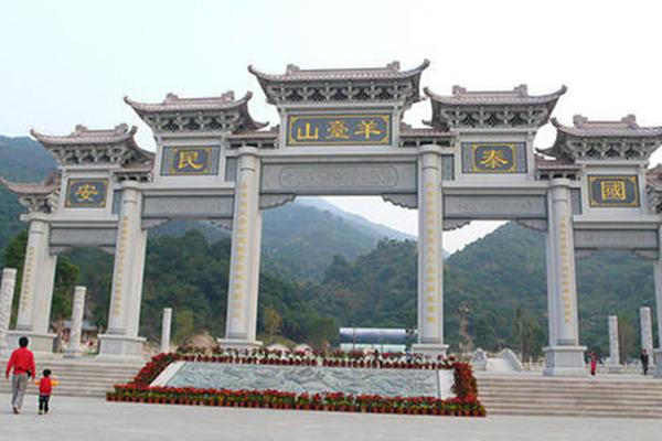 广东十大名山排名
