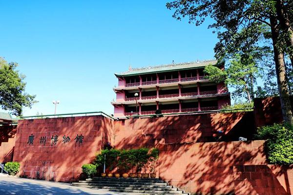 广州爬山十个好去处