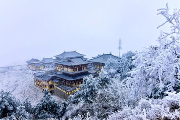 贵州十大爬山好去处排行榜