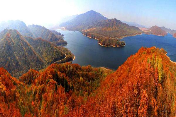 黑龙江十大爬山好去处