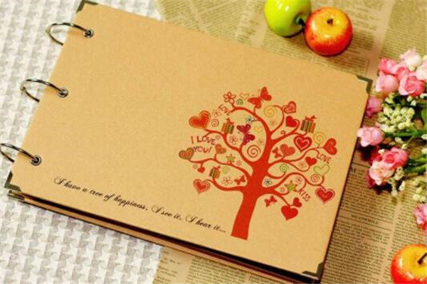 送女友的暖心礼物,DIY纪念相册上榜,你送过哪几个了
