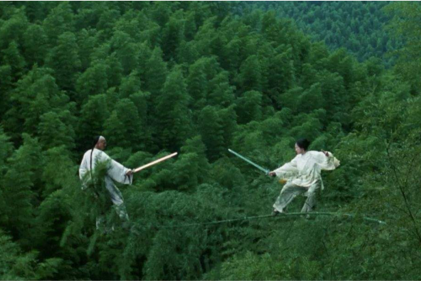 十大经典打斗电影 中国上榜三部,第一为007系列