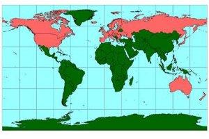 32个发达国家有哪几个?2019年最新发达国家名单