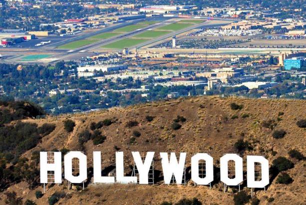 世界六大电影基地 好莱坞第一,香港电影位列第三