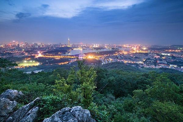 南京十大爬山好去处