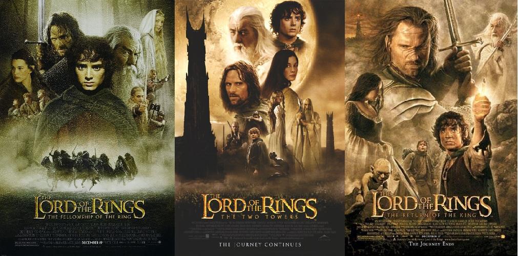 好莱坞十大魔幻电影排行榜