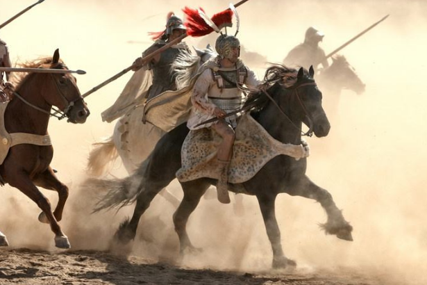 十大羅馬帝國戰爭電影 最經典的歐洲戰爭片,你看過幾部