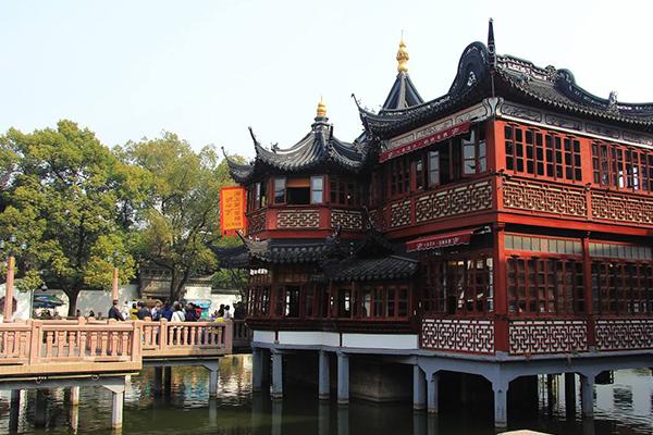 上海十大最好玩的地方