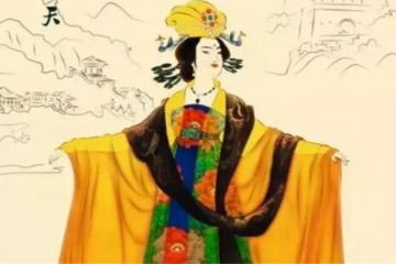 唐朝十大美女,文成公主远嫁和亲,第一无疑是她
