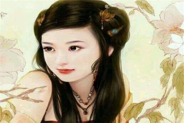 南北朝十大美女,宇文芳是混血儿,大才女苏蕙居第六