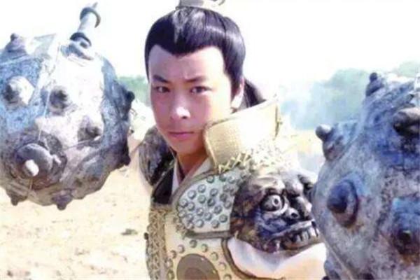 历史演义十大猛将,第三位是隋唐十八好汉之首