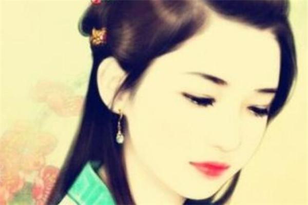 中国历朝历代美女排行榜,庄姜是第一位女诗人,有你喜欢的吗