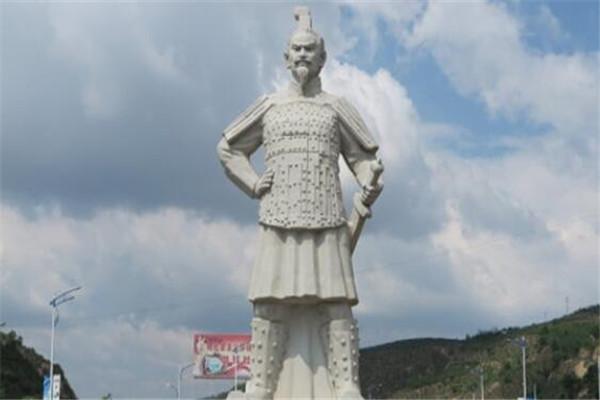 中国古代十大不败名将,祖逖上榜,第八位影响深远