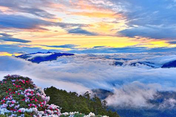 台湾十大爬山好去处