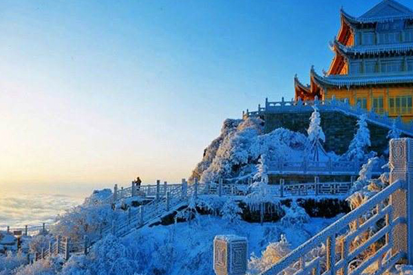 中國各省市爬山的好地方